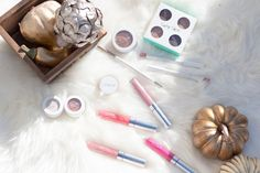 Are you looking for an inexpensive gift idea for your bridesmaids? Look no further, this post is for you. We are going to show you an awesome make-up brand,  Colourpop. Colourpop is a L.A. based company that has the most amazing make-up for an incredible price. There is lots of options to choose from and the best part is sometimes they have free international shipping sales!!! Lets dive into some of these awesome products and maybe you will find a certain lip or eye color you want your… Bridesmaid Gifts, Bridesmaids, Inexpensive Gift, Eye Color, Special Day, Awesome, Amazing, Wedding Day, Make Up