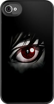 death note iPhone case. if i had an iphone i would want it!