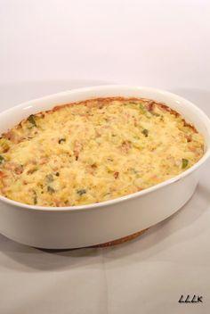 macaroni ovenschotel met kipgehakt