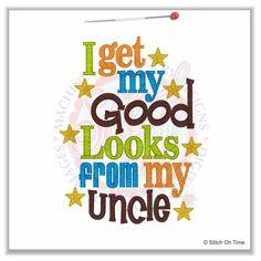 Uncle dad daughter