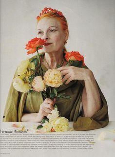 Vivienne Westwood...