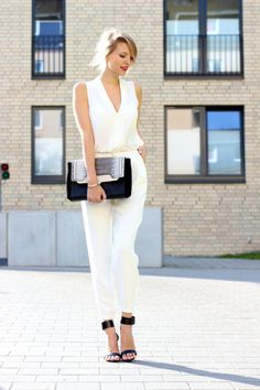 Stylish Jumpsuit Outfits - Always in Trend