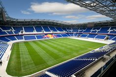 Red Bull Arena - Harrison, NJ - Home of the MLS NY Red Bulls