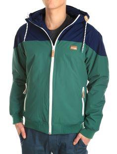 Insulaner Jacket [dark green] // IRIEDAILY Jackets Men // FALL/WINTER 2014: http://www.iriedaily.de/men-id/men-jackets/ #iriedaily