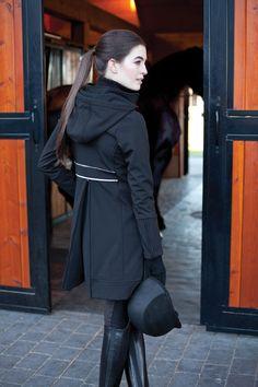 Asmar All Weather Rider Jacket Black