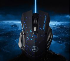 New 2014 HOT Sale Free Shipping 6Keys USB Wireless Gaming Mouse Optical Computer Game Mouse 2.4G WIFI Wireless Mouse For Gamer - http://www.pcbuild.guru/products/new-2014-hot-sale-free-shipping-6keys-usb-wireless-gaming-mouse-optical-computer-game-mouse-2-4g-wifi-wireless-mouse-for-gamer-2/