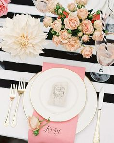 Brunch set up. Extremely classy✔️ Image courtesy: everything that sparkles(pinterest)