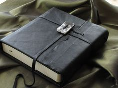 leather bible slip cover.