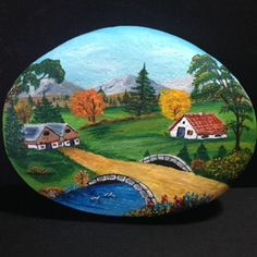 Here you will realize how you can get creative with a simple small rock. Before we talking about Easy Rock Painting ideas, the first thing you should know is the right way to paint on a rock. Pebble Painting, Pebble Art, Stone Painting, Stone Crafts, Rock Crafts, Pebble Stone, Stone Art, Rock Painting Designs, Paint Designs