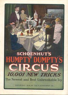 Schoenhut Circus