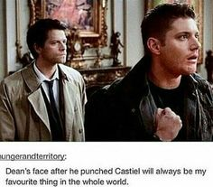 I remember this moment lmao and cas is just so done