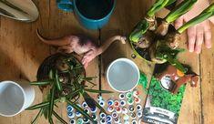 5 idées pour initier les enfants au jardinage en hiver