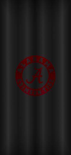 Alabama Crimson Tide Football logo iPhone wallpaper Alabama Crimson Tide Logo, Crimson Tide Football, Alabama Football, Alabama Wallpaper, Football Wallpaper, Roll Tide, Fairy Tail, Iphone Wallpaper