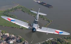 KLu Historische Vlucht :: Spifire Mk.IX
