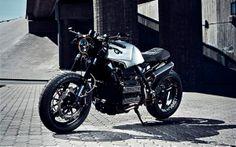 BMW K75 'Schmettering' - Renard Speed Shop - Inazuma Cafe Racer