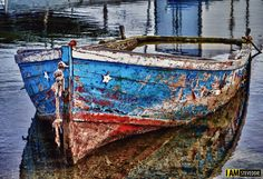 Nikonclub.it - Boat in HDR Realistic