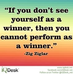 If you don't see yourself as a winner, then you cannot perform as a winner. -Zig Ziglar ---> http://www.iqdesk.net/technology/applications/free-small-business-software/download/