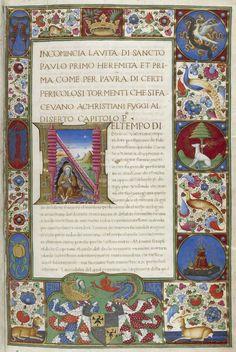 Domenico Cavalca , Vite di Santi Padri