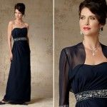 Light Chiffon Mother of the Groom Dresses for Summer