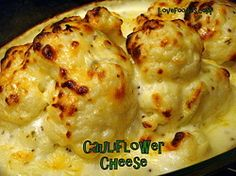 LSY - it says you can not taste the mustard. - Cauliflower Cheese - Lovefoodies hanging out! Tease your taste buds! Cooking Prime Rib Roast, Vegetable Recipes, Vegetarian Recipes, Low Carb Recipes, Cooking Recipes, Healthy Recipes, Great Recipes, Favorite Recipes, Baked Cauliflower