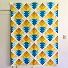 You already loved the by Alexa over at but now it's even better! She made a couple tweaks to the… Quilting Projects, Quilting Designs, Sewing Projects, Quilting Ideas, Patchwork Quilting, Patchwork Bags, Wooden Projects, Quilting Patterns, Art Projects