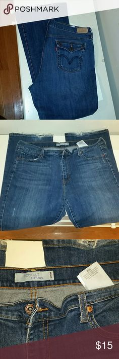Levis 515 jeans 16 Some lots or wear at bottom ofleags Levi's Jeans Boot Cut