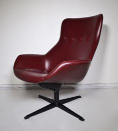 Grandparents had a black chair like this