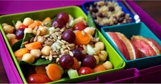 How to Pack Your Lunch For Optimum Weight Loss www.sta.cr/2AK15 #watchtheweight #packyourlunchright