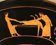 greek ritual sacrifice