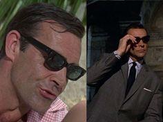 Sean connery bond sunglasses! #Shwood #Sunglasses
