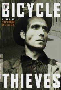 """Bicycle Thieves (1948) """"Ladri di biciclette"""" AKA The Bicycle Thief"""