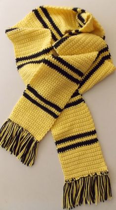 Yellow & Black Striped Scarf  Great for engagement/wedding photo sessions #photoprop #engagementphotoprop #weddingphotoidea