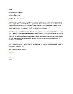 resignation letter 1 month and letters on pinterest