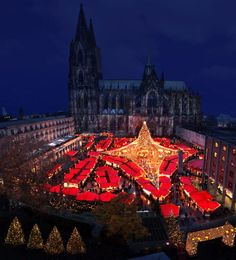 Weihnachtsmarkt Köln vom 24.11.-23.12.