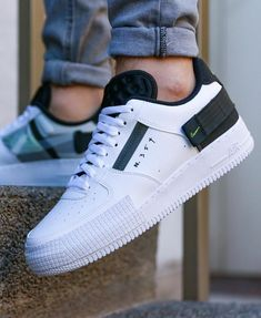 Nike Air Force 1 Type - Men's style, accessories, mens fashion trends 2020 Sneaker Outfits, Nike Outfits, Sneakers Outfit Summer, Jean Outfits, Nike Air Force 1 Outfit, Nike Shoes Air Force, New Nike Shoes, Nike Air Force Ones, Sneaker Trend