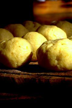 Dumpling for the world! A lot of dumpling:)