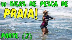 10 TRALHAS Que NÃO Podem Faltar na Pescaria de PRAIA (parte 2)