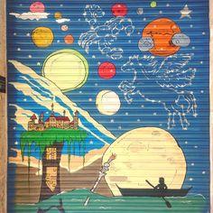 La luna vino a la fragua con su polisón de nardos.  El niño la mira mira.  El niño la está mirando.    Federico García Lorca  Feliz #diamundialdelapoesia