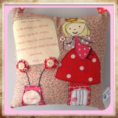 Tooth Fairy Pillow - The Supermums Craft Fair