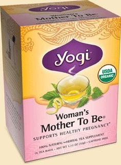 Yogi Herbal Tea, Woman's Mother to Be, 16 tea bags (Pack of 3) *** Be sure to check out this awesome product. (This is an affiliate link) #TeaSamplers