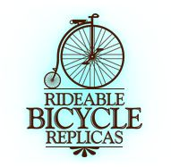 Antique Replicas: Unicycle - Rideable Bicycle Replicas