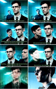 Edward Nygma/The Riddler