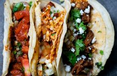 While nobody actually needs an excuse to chow down on taco goodness, with the advent of the tasty alliteration Taco Tuesday, we can't help but loosen our belt buckles and get eating.