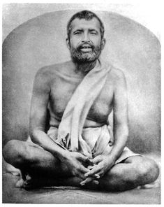 """Ramakrishna -- Guru of Vivekananda (18 Feb.1836 – 16 Aug.1886), born Gadadhar Chattopadhyay, was a mystic of 19th-century India. His religious thoughts led to the formation of Ramakrishna Mission by his chief disciple Swami Vivekananda. Both were influential  in the Hindu renaissance in the 19th and 20th centuries. Many of his disciples and devotees believe he was an Avatar or incarnation of God. He is also referred as """"Paramahamsa"""" by his devotees, as such he is known as Ramkrishna…"""