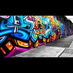 #Art #street #streetart #graffiti #cra #Padgram