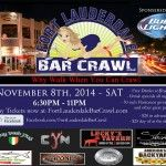 Fort Lauderdale Bar Crawl: http://www.soflanights.com/?p=119614