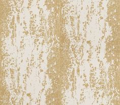 Eglomise Gold (110622) - Harlequin Wallpapers - An ombre distressed panel stripe for a contemporary but aged look. Shown in the Gold and cream colourway, please request sample for true colour. Paste the wall product. Random pattern match.