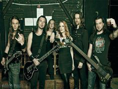 Epica, who else can make classical sounds so bad ass?