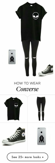 Ideas How To Wear Converse With Jeans Casual Shoes Outfits With Converse, Komplette Outfits, Grunge Outfits, Grunge Fashion, Cute Fashion, Look Fashion, Teen Fashion, Fall Outfits, Summer Outfits