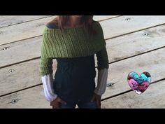 YouTube Crochet Scarves, Crochet Shawl, Lidia Crochet Tricot, Finger Crochet, Estilo Indie, Crochet Jacket, Crochet Accessories, Crochet Projects, Crochet Ideas